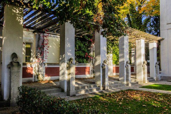 Künstlergarten Villa Stuck @ Karolina Jakovljevic
