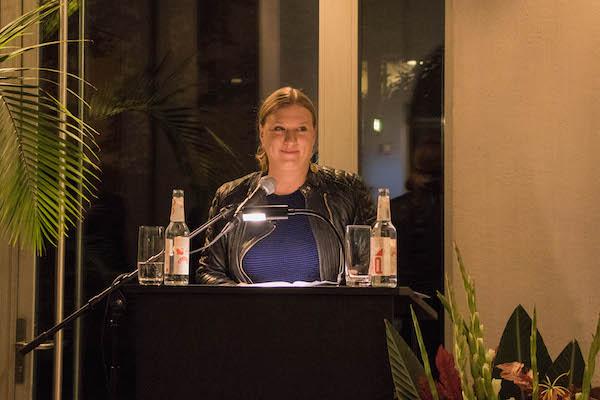 Stadträtin Dorothea Wiepcke